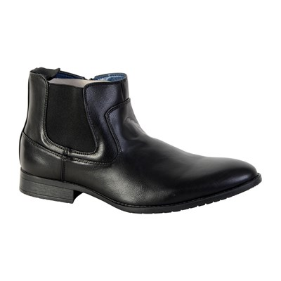 Enzo Marconi BOOTS NOIR Chaussure France_v5376