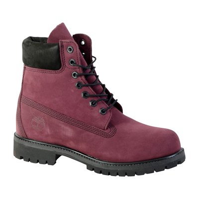 Chaussures Homme | Timberland 6 PREM BT WP BOTTINES ROUGE