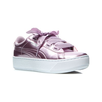 Puma VIKKY BASKETS BASSES MAUVE Chaussure France_v2879