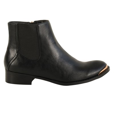 The Divine Factory BOTTINES NOIR