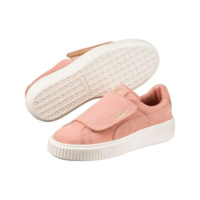 Puma BASKETS EN CUIR CORAIL Chaussure France_v5116