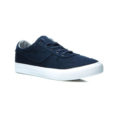 Oms BASKETS BASSES BLEU MARINE Chaussure France_v292