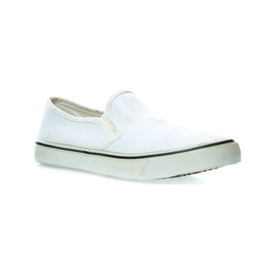 Oms SLIP-ON BLANC Chaussure France_v156