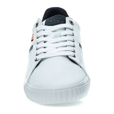 Levi's Basses Skinner Synthétique Blanc Baskets 3028099 wqwSrgcFE