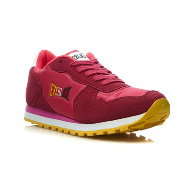 Everlast LOW SNEAKERS FUCHSIENROSA