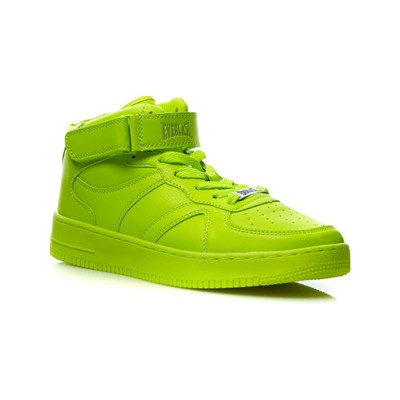 Everlast BASKETS MONTANTES VERT Chaussure France_v3065