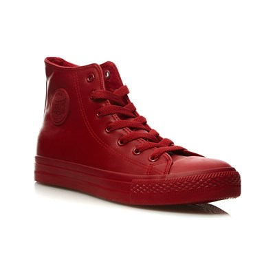 Everlast BASKETS MONTANTES ROUGE Chaussure France_v2173