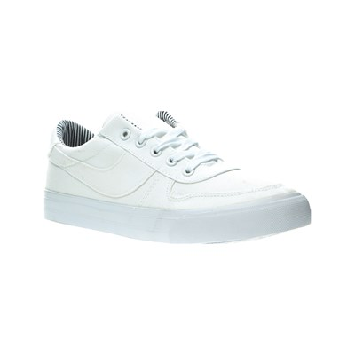 Oms BASKETS BASSES BLANC Chaussure France_v290