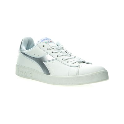 Diadora BASKETS BASSES BLANC Chaussure France_v1055