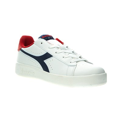 Diadora BASKETS BASSES BLANC Chaussure France_v604