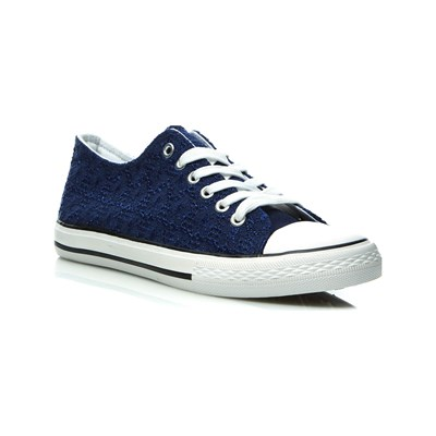 Ft. Life LOW SNEAKERS BLAU