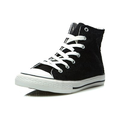Ft. Life LOW SNEAKERS SCHWARZ