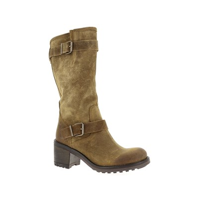 ECOW ECOW BOTTES TAUPE Chaussure France_v17209