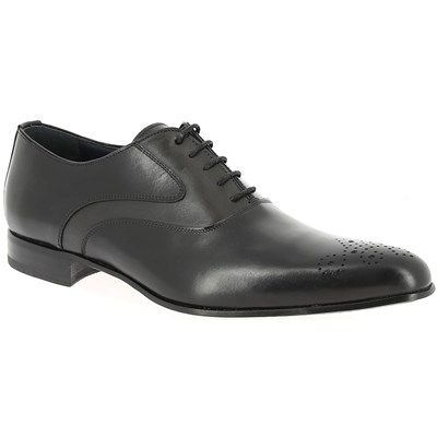 Toledano 3878 DERBIES NOIR