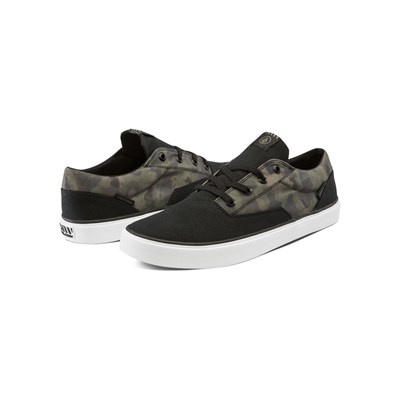 Volcom DRAW LO BASKETS BASSES MARRON
