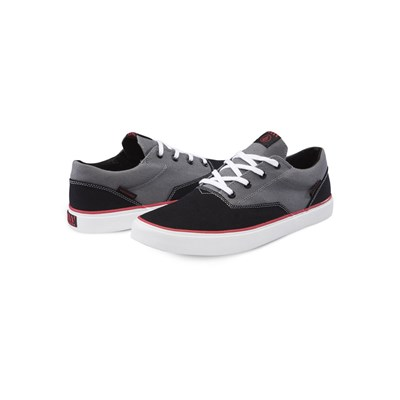 Volcom DRAW LO BASKETS BASSES GRIS
