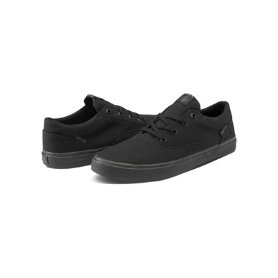 Volcom DRAW LO BASKETS BASSES NOIR