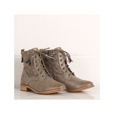 Bonobo Jeans BOOTS TAUPE Chaussure France_v2761
