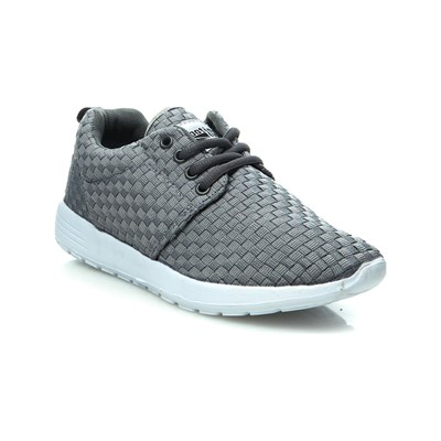 Ft. Life LOW SNEAKERS GRAU