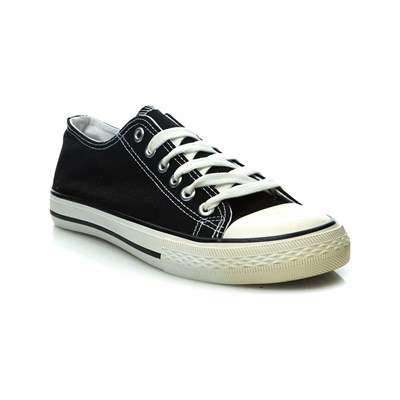 Ft. Life BASKETS BASSES NOIR Chaussure France_v152