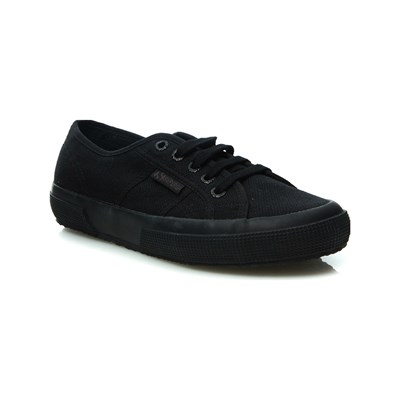 Superga LOW SNEAKERS SCHWARZ