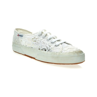 Superga LOW SNEAKERS WEIß