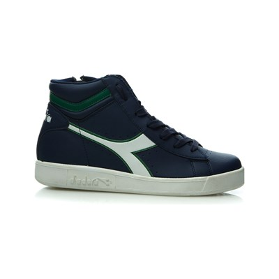 Diadora LOW SNEAKERS MARINEBLAU