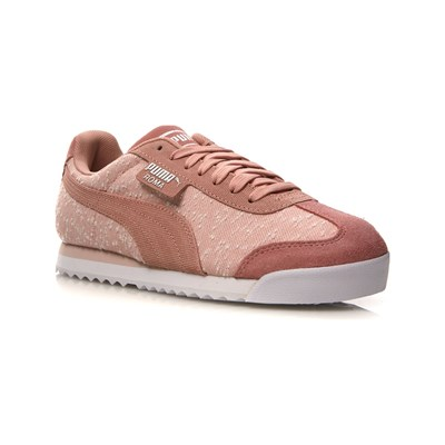 Puma ROMA PEBBLE LOW SNEAKERS ROSA