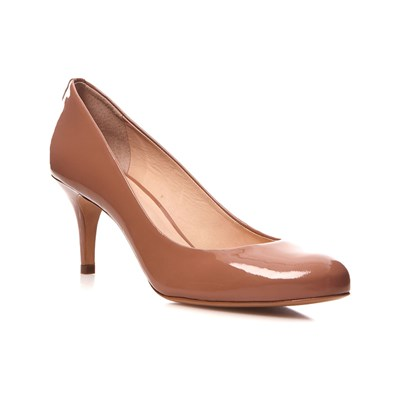 COSMOPARIS JENNI ESCARPINS EN CUIR ROSE Chaussure France_v10176