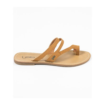 LPB Woman TEXANE SANDALEN KAMELFARBEN