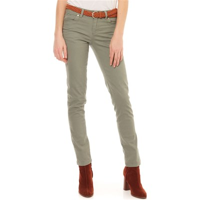 Best Mountain JEANS SLIM GRIGIO