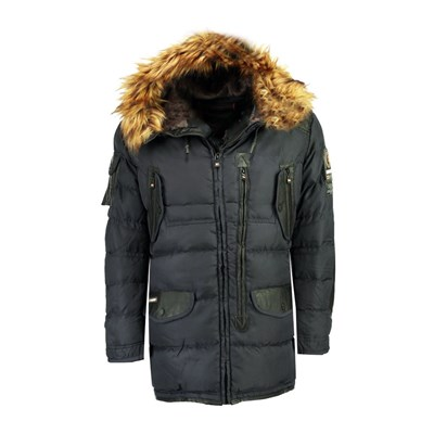 Geographical Norway PARKA VERDE SCURO