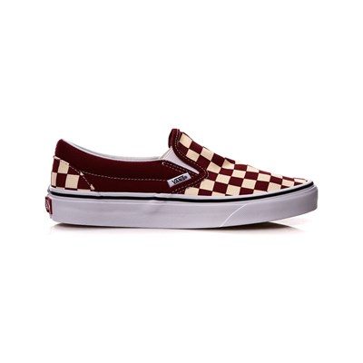 Chaussures Homme | Vans UA CLASSIC SLIP-ON ROUGE
