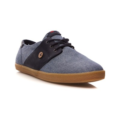 Faguo CYPRESS SNEAKERS MARINEBLAU