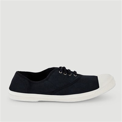 Monoprix BENSIMON TENNIS UNIES BLEU Chaussure France_v1070
