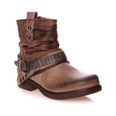 Sixth Sens BOOTS MARRON
