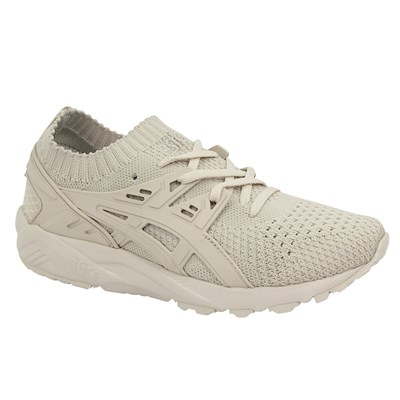 Chaussures Homme | Asics GEL KAYANO TRAINER KNIT BASKETS BASSES BLANC