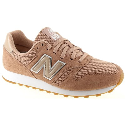 New Balance WL373 BASKETS BASSES ROSE Chaussure France_v9338