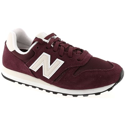 New Balance WL373 BASKETS BASSES BORDEAUX Chaussure France_v9336