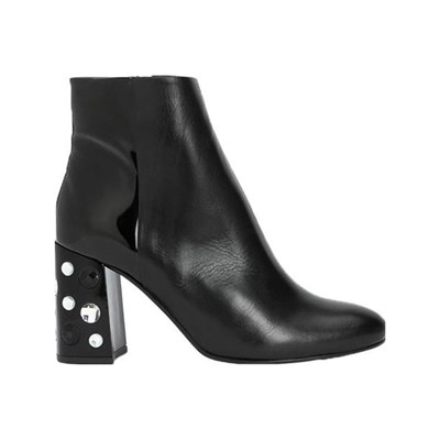 Lollipops CAMIE BOTTINES EN CUIR NOIR