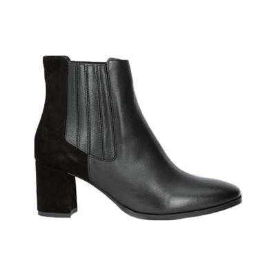 Lollipops CHERYL BOTTINES EN CUIR NOIR