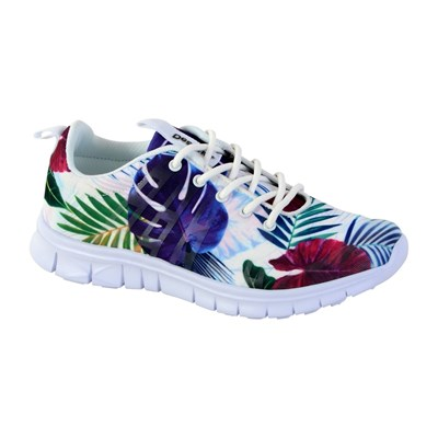 Desigual RUNNING BASKETS BASSES BLANC
