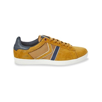 Kaporal Shoes KAKI LOW SNEAKERS COGNACFARBEN