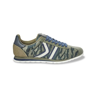 Kaporal Shoes KARAL LOW SNEAKERS KHAKI