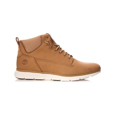 Chaussures Homme | Timberland KILLINGTON BOOTS EN CUIR MOUTARDE