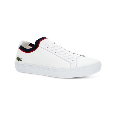 LA PIQUÉE 119 1 CMA LOW SNEAKERS WEIß
