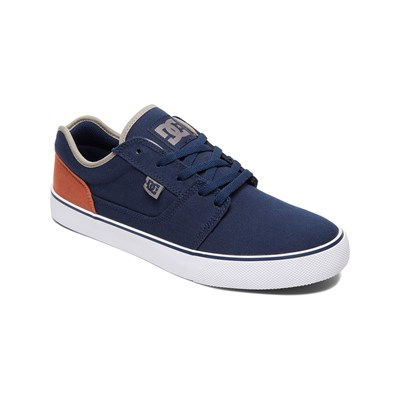 DC Shoes BASKETS BASSES BLEU Chaussure France_v2191