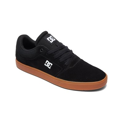 Confortevole Dc Shoes SNEAKERS IN PELLE NERO