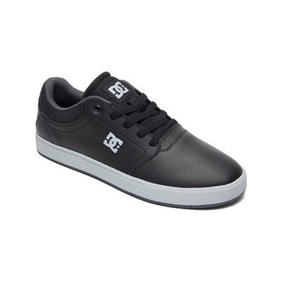 Dc Shoes SNEAKERS IN PELLE NERO