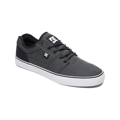 DC Shoes BASKETS BASSES ANTHRACITE Chaussure France_v3389